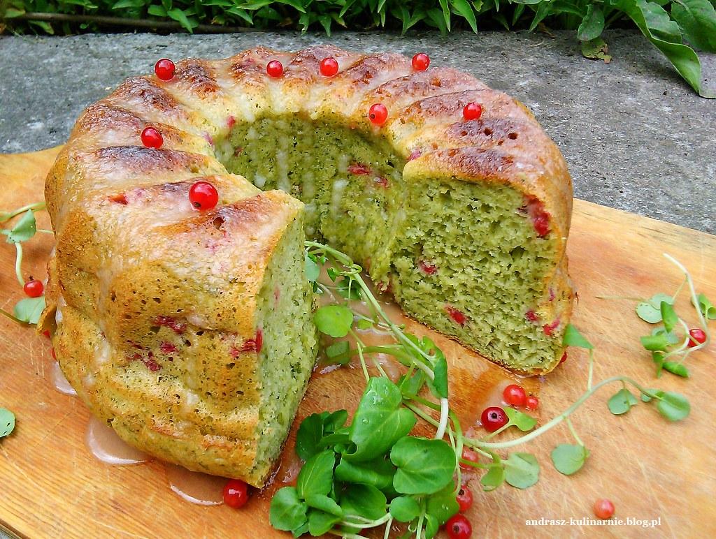 ciasto z rukwi wodnej i oliwy 1
