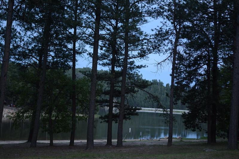 Center Lake