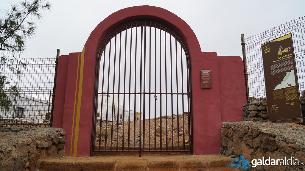 Visita guiada a la Guancha 2016