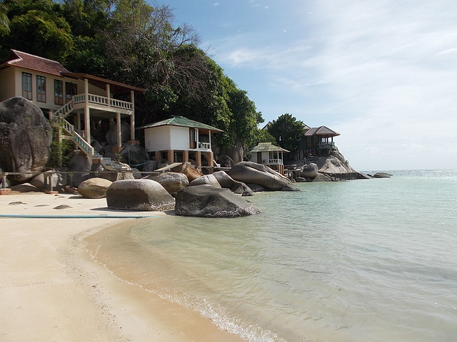 Backpacking Koh Tao