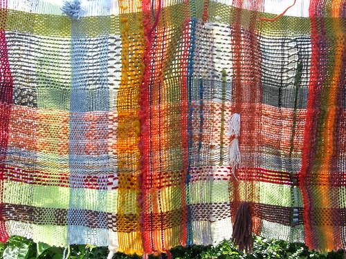 variable dent, varied yarns