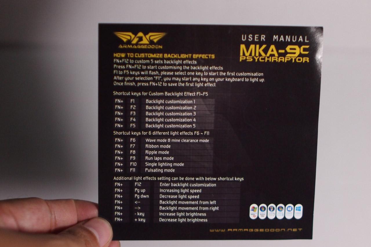 Armaggeddon MKA-9C