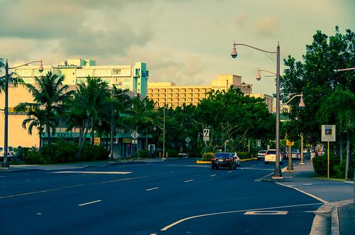 Street in Guam 3