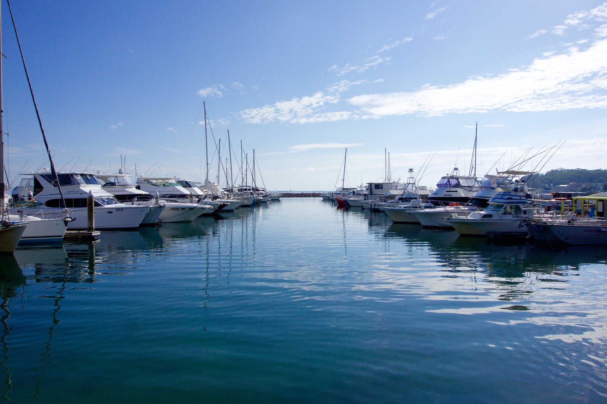 Port Stephens Pier