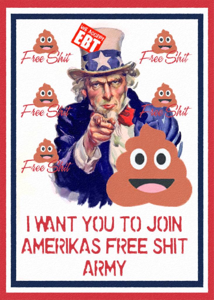 FREE SHIT ARMY