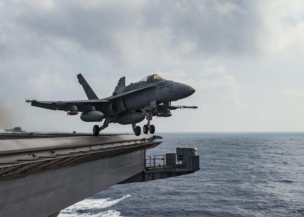 Carrier Strike Group Ten 36