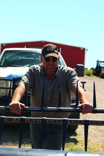 Farmer Mike.