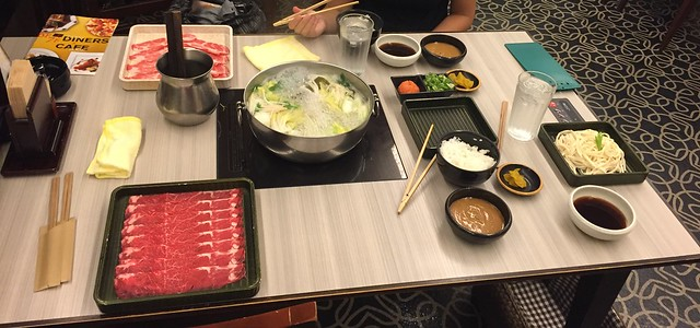 Shabushabu - Japan food guide