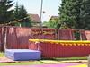 Zirkuspräsentation der Volksschule Harland beim SommerSportFest 2016