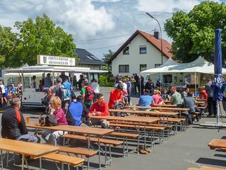 Schulhof Hennweiler nach der Tagesschleife