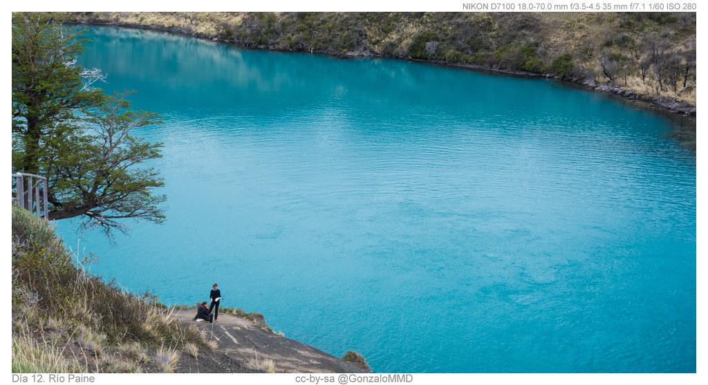 Día 12. Río Paine