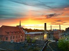 Tallin Sunset