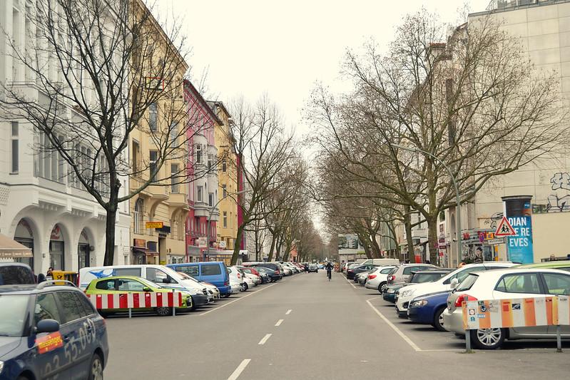 calle Berlin 2016