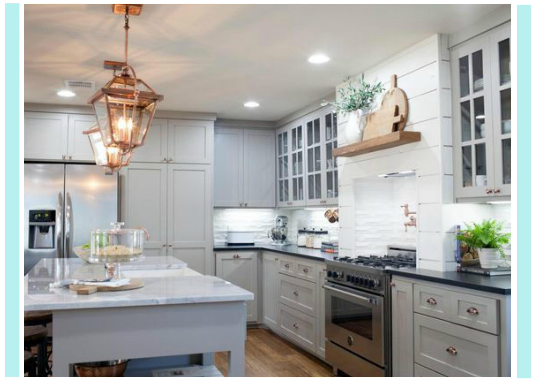 Cocinas bonitas cocinas vintage con muebles restaurados for Cocinas bonitas y modernas