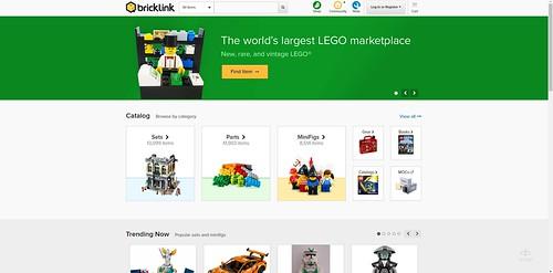 BrickLink Update