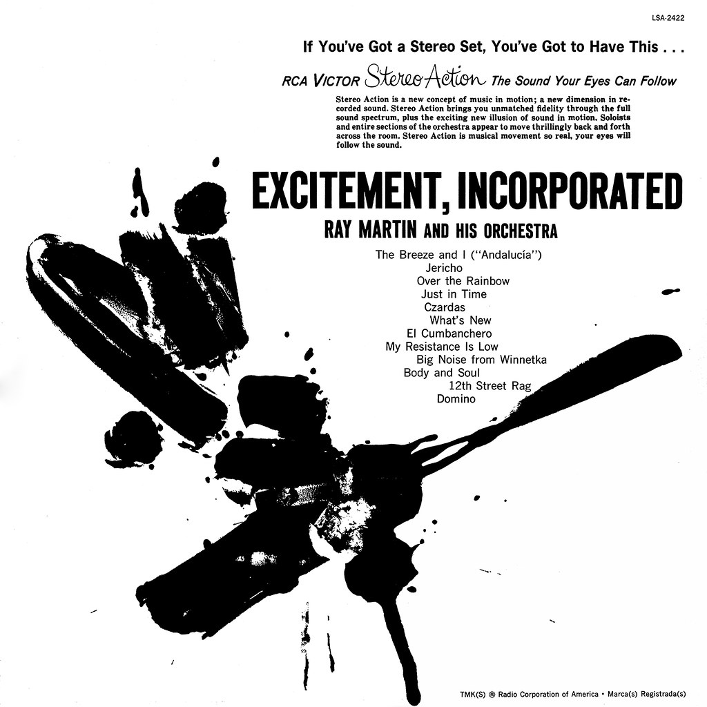 Ray Martin - Excitement, Incorporated