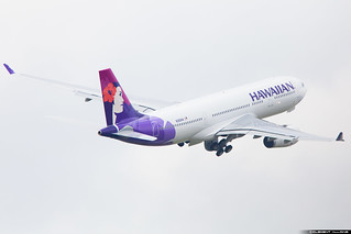 Hawaiian Airlines Airbus A330-243 cn 1732 N360HA
