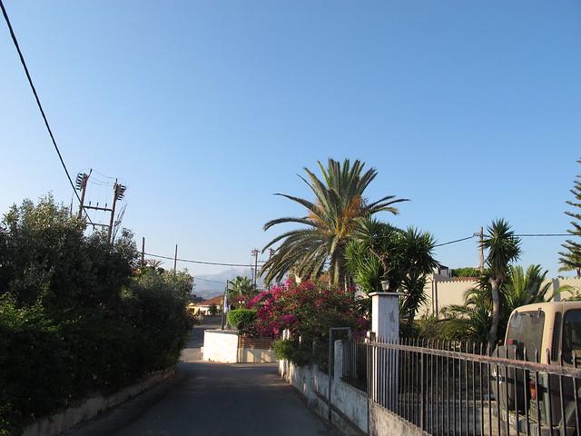 sunday, crete