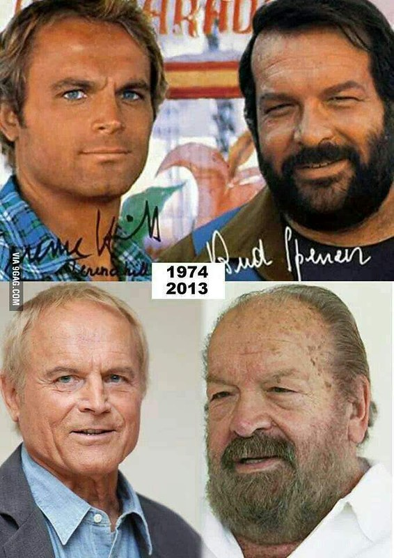 Bud Spencer & Terence Hill - Yesterday & Today