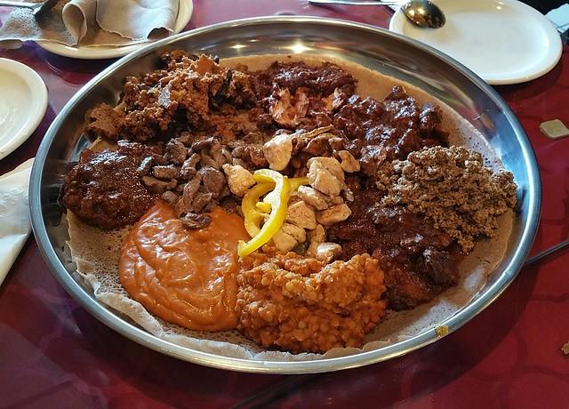 2016-Jun-17 Lalibela Ethiopian Restaurant