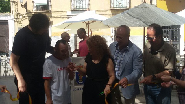 Mercadillo Solidario Dosbarrios (25 de junio de 2016)