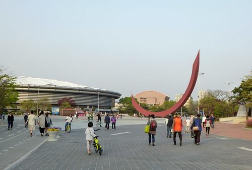 C16-Seoul-Parc Olympique-Entree (7)