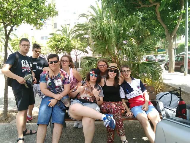 Vacaciones Gandía 1er turno (4-11 julio 2016)