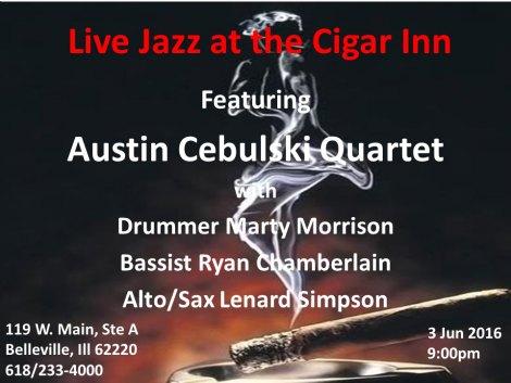 Cigar Inn 6-3-16