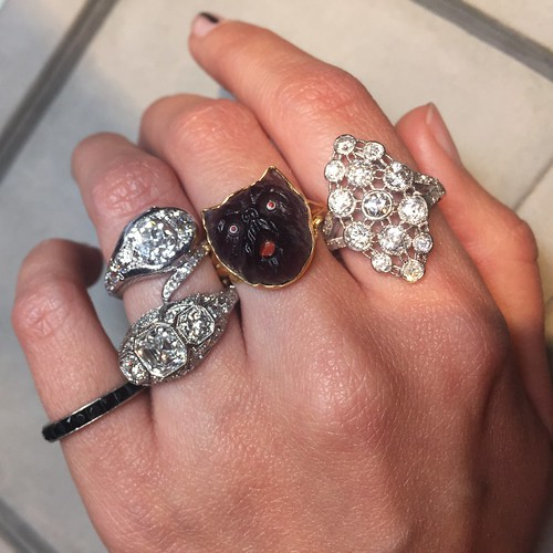 LVAntique Jewelry Show | Gem Gossip