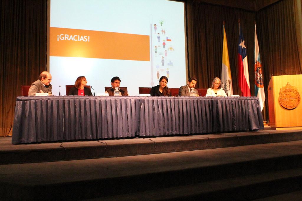 Seminario presentación Índice de valoración de la sociedad civil
