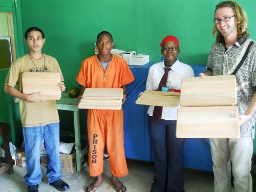 WW Product, Cutting Boards, CJS 2012 | by UNDPBelize