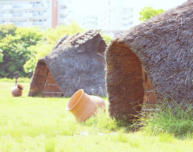 Itazuke Ruins, Fukuoka, Japan