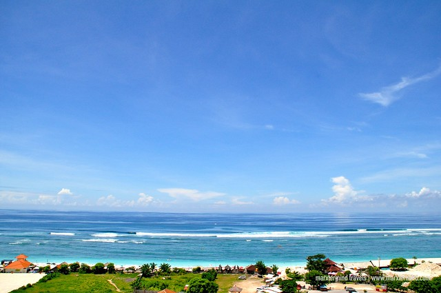 Vast View of Pandawa Beach Bali