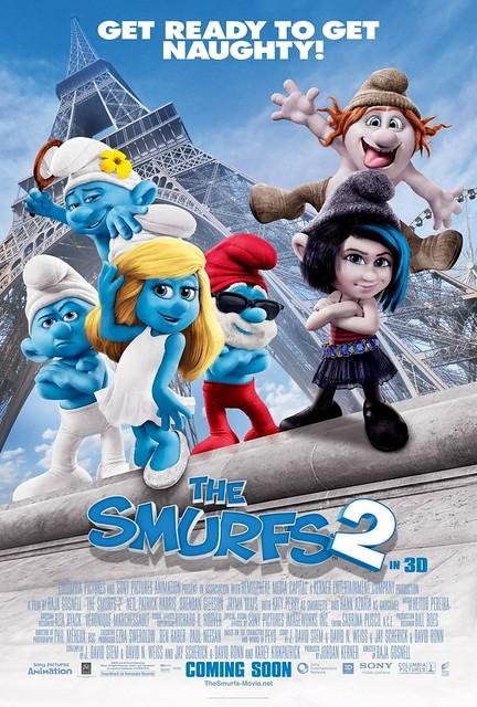 (2013) The Smurfs 2