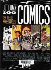 Varios, Jot Down 100 cómics