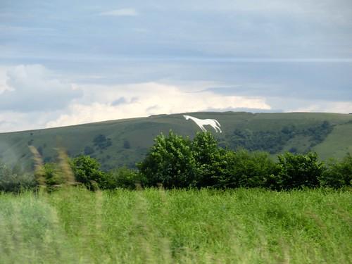 Westbury White Horse Geoglyph