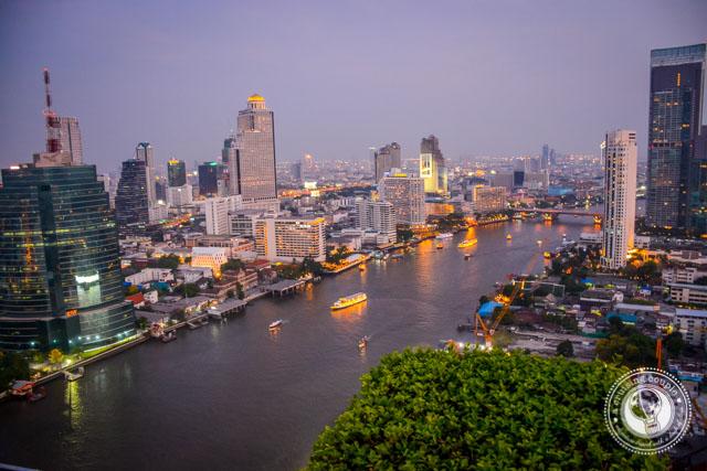 Downtown Bangkok Thailand