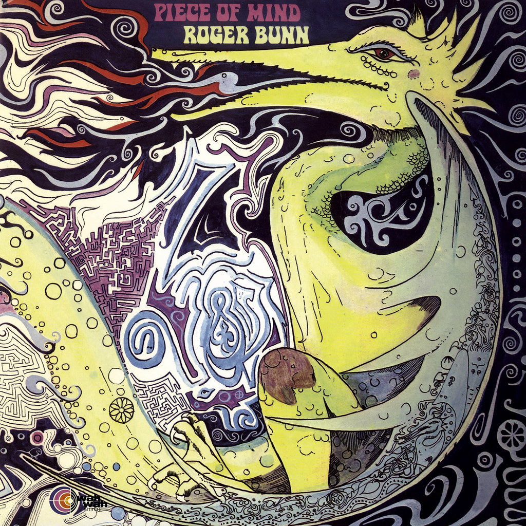 Roger Bunn - Piece of Mind