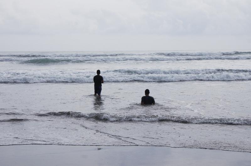 Pantai Parangtritis, Yogyakarta.