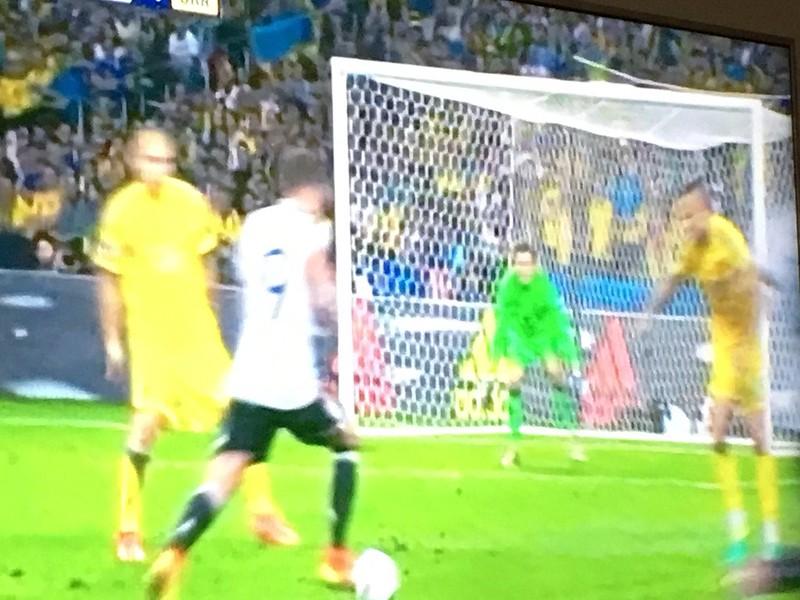Germany 2 - 0 Ukraine
