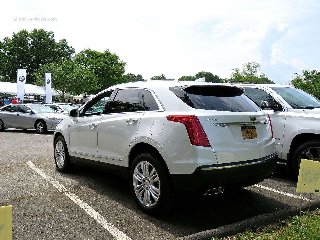 Cadillac XT5 Review 7