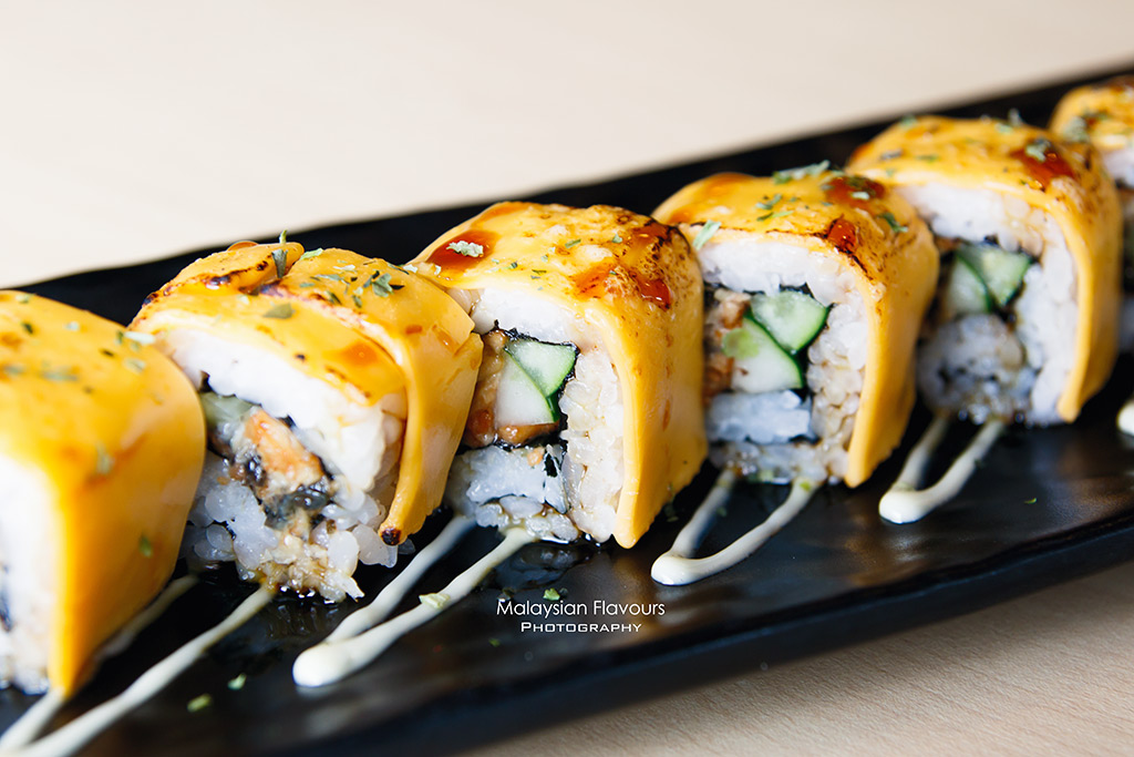 Sushi + Rotary Sushi Bar Puchong Jaya