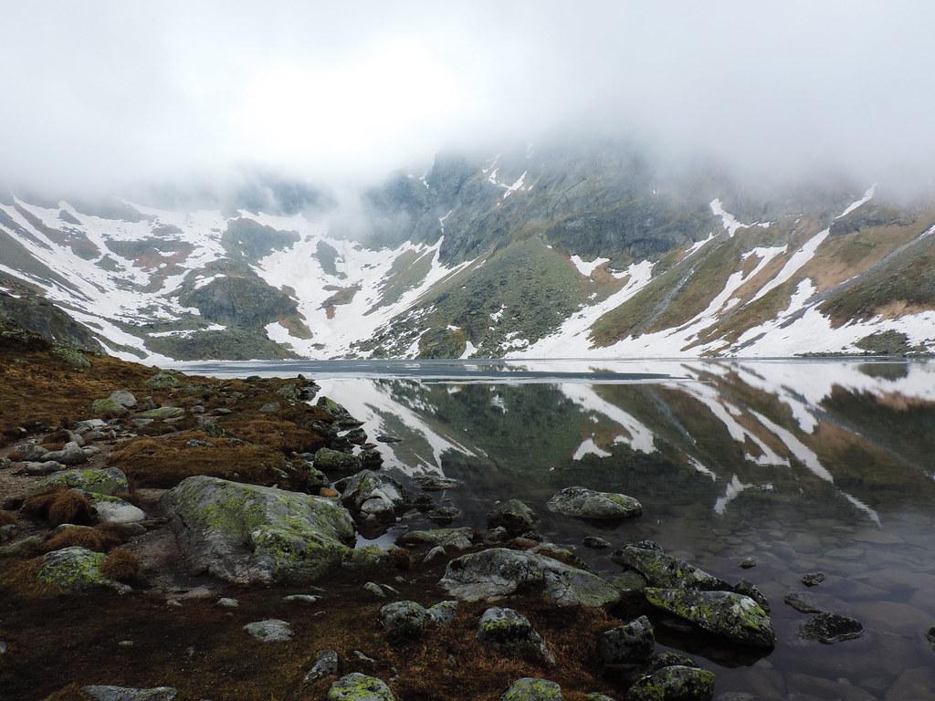 Hincovo pleso, High Tatras, Slovakia