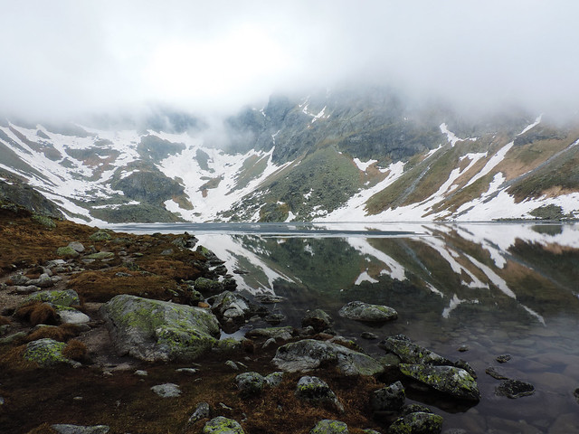 Day Hikes In The High Tatras: Hincovo pleso
