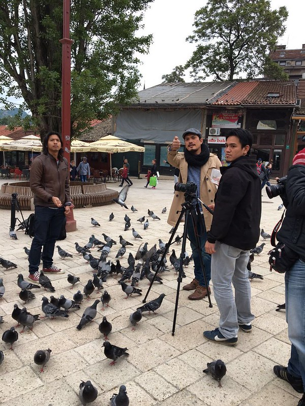 penggambaran Syahadah di Bosnia