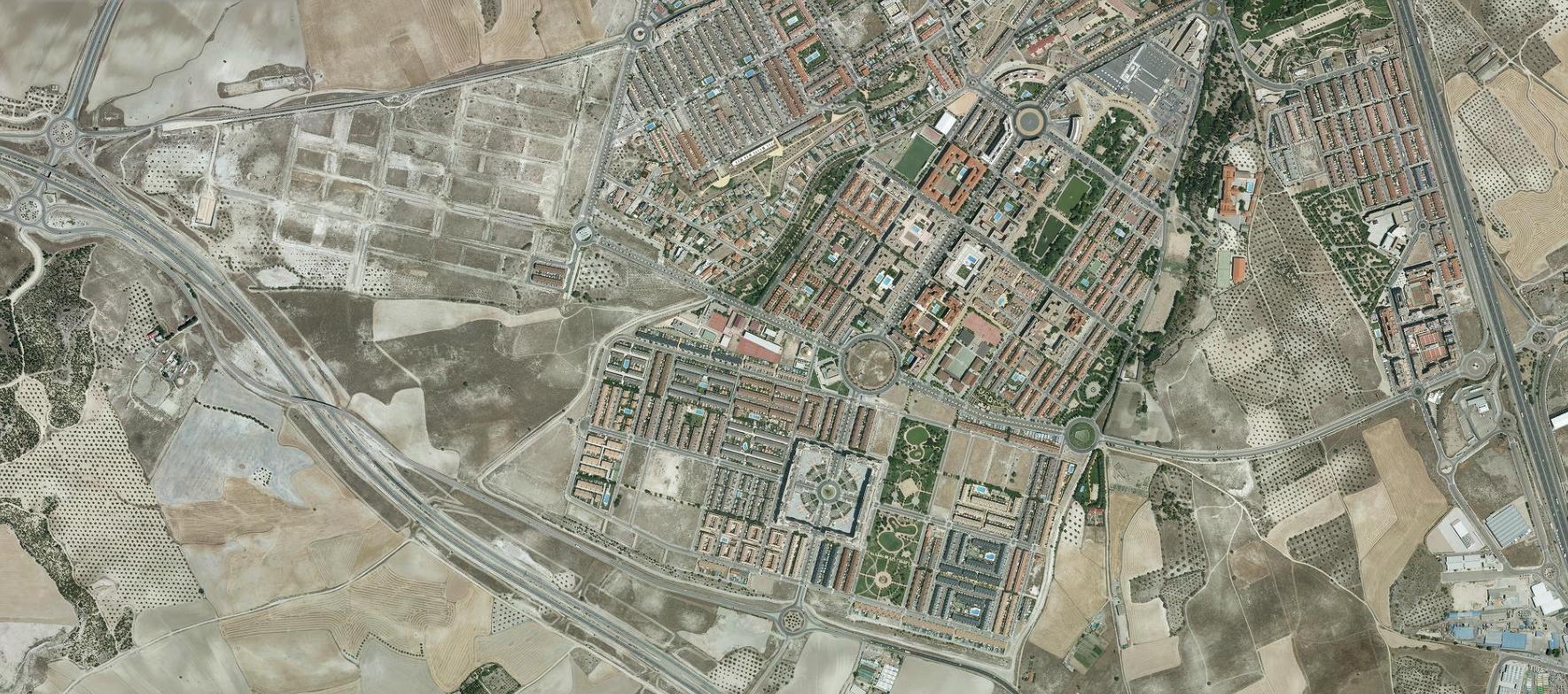 valdemoro, madrid, volquetes de putas, después, urbanismo, planeamiento, urbano, desastre, urbanístico, construcción, rotondas, carretera
