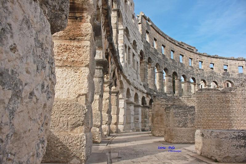Istria-Pula-Arena-Croatia-普拉競技場-17度C隨拍- (54)