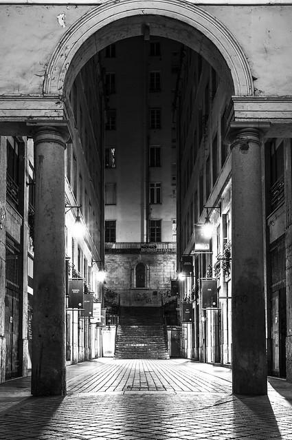 Passage Thiaffait, Lyon, France