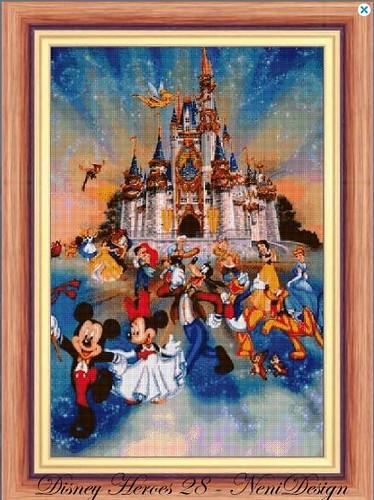 Disney Heroes 28