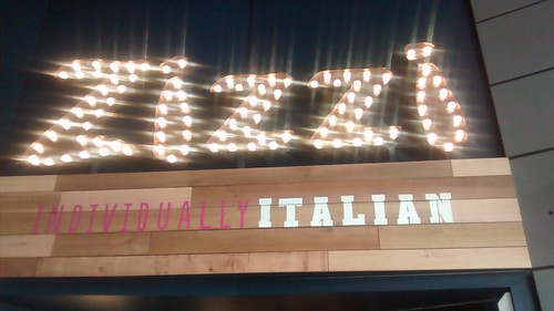 Zizzi Italian South Bank June 16 (3)